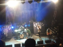 A photo of Cytota supporting Memphis May Fire at London's KOKO