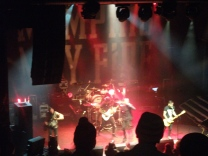 A photo of The World Alive supporting Memphis May Fire at London's KOKO